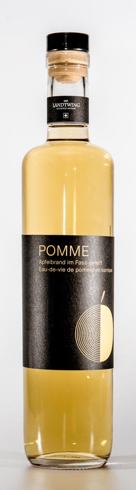 Landtwing Pomme im Fass gereift